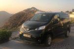 Rent a Minivan in Santorini