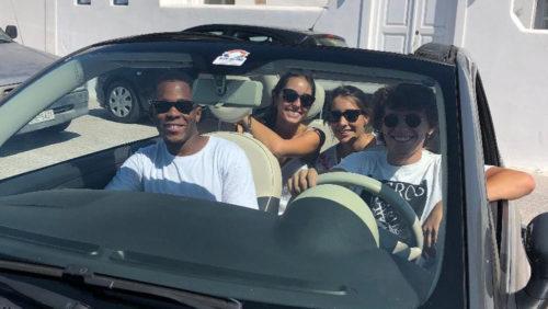 Rent a Car Santorini
