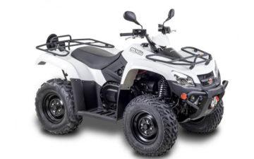 Rent Kymco MXU-450