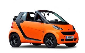 Rent Smart Cabrio