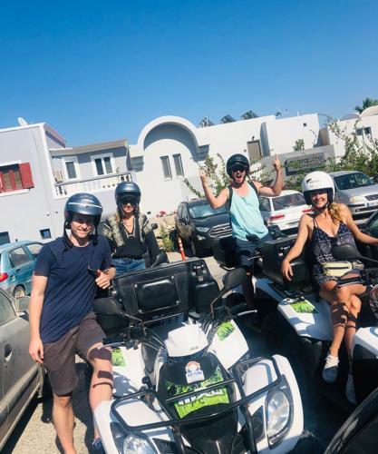 Quad Bike rental in Santorini